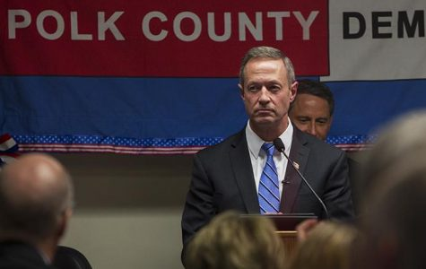 O'Malley supporters hold house parties