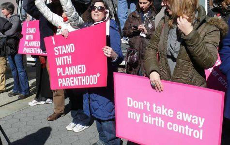 Ernst bill on Planned Parenthood fails