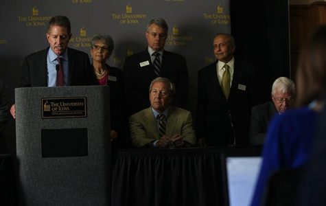 Harreld selected as new UI president, regents' decision condemned