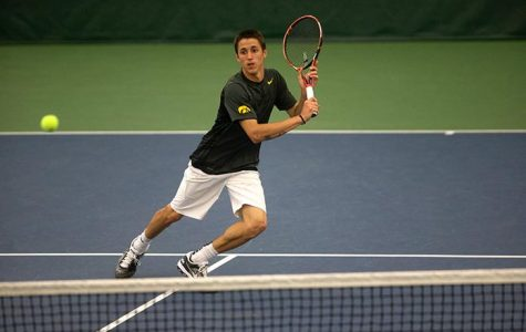 Men's tennis looks to sophomores