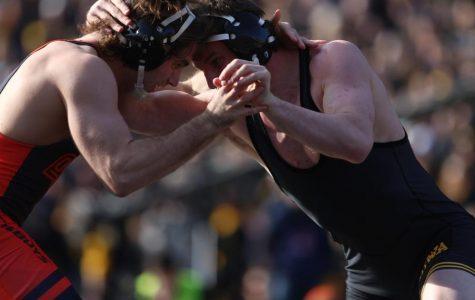 Wrestling Photos: Grapple on the Gridiron