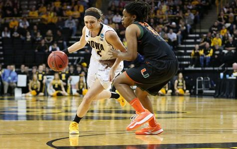 Hawkeyes search for the points