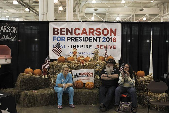 Ben Carson S Inaccuracies The Daily Iowan