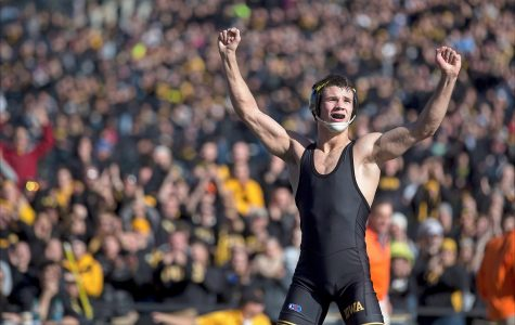 Iowa City Duals feature Terps