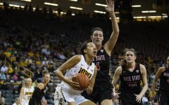 Iowa women fall to Ball State in NIT