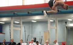 Hawkeye men gymnasts roll over UI-C