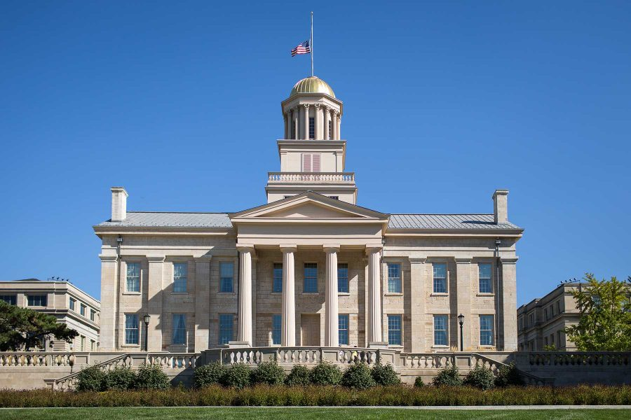 FILE+-+University+of+Iowa+Old+Capitol+building.+%28File+photo%2FThe+Daily+Iowan%29