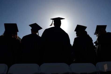 O'Donnell: Graduation is burning