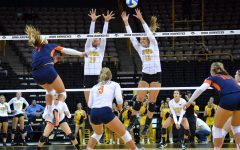Volleyball tries to bounce back