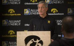 Highlights from Kirk Ferentz and Gary 's presser — 12-4