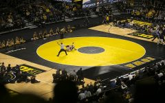 Wrestlers try to bounce back