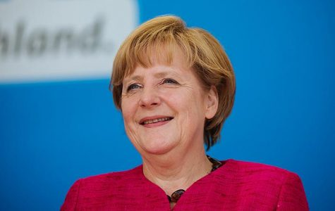 Editorial: Merkel leads 'free world,' it becomes clear