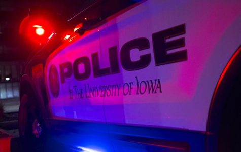 UI Housing & Dining reports incident of racist graffiti in residence halls