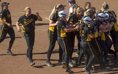 Softball drops finale on Senior Day