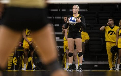 Postseason chance entices Iowa volleyball