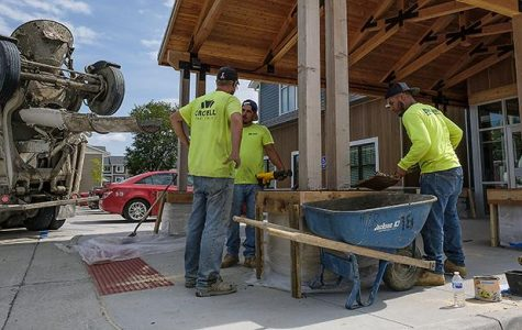 The Quarters setbacks create inconveniences for tenants