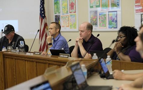 Iowa City School Board chooses new leader