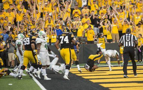 Football vs. North Texas (09/16/17)