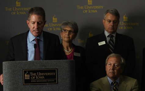 Lawsuit against University of Iowa presidential search committee settled