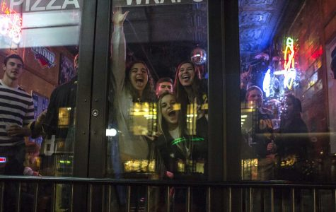 Downtown establishments remain confident after Ped Mall shooting