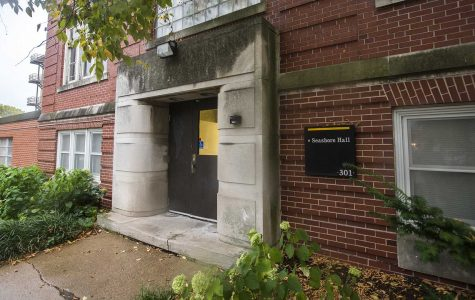 Construction of new UI psychology facility partially delayed