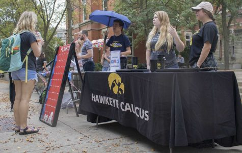 UISG raves for student voter registration