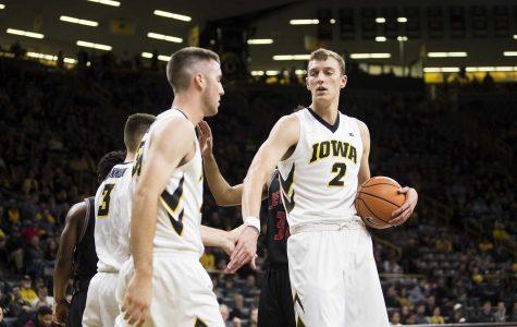 Photos: Iowa men's basketball vs. William Jewell exhibition game