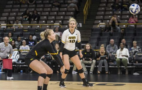 Iowa volleyball wants second shot at Golden Gophers