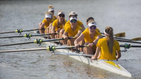 Iowa rowing finds out where it stands
