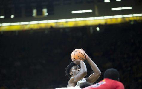 Photos: Men's Basketball vs Belmont Abbey (11/02/17)