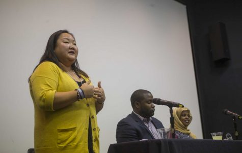 Nighttime Mayor Angela Winnike offers young voice to City Council
