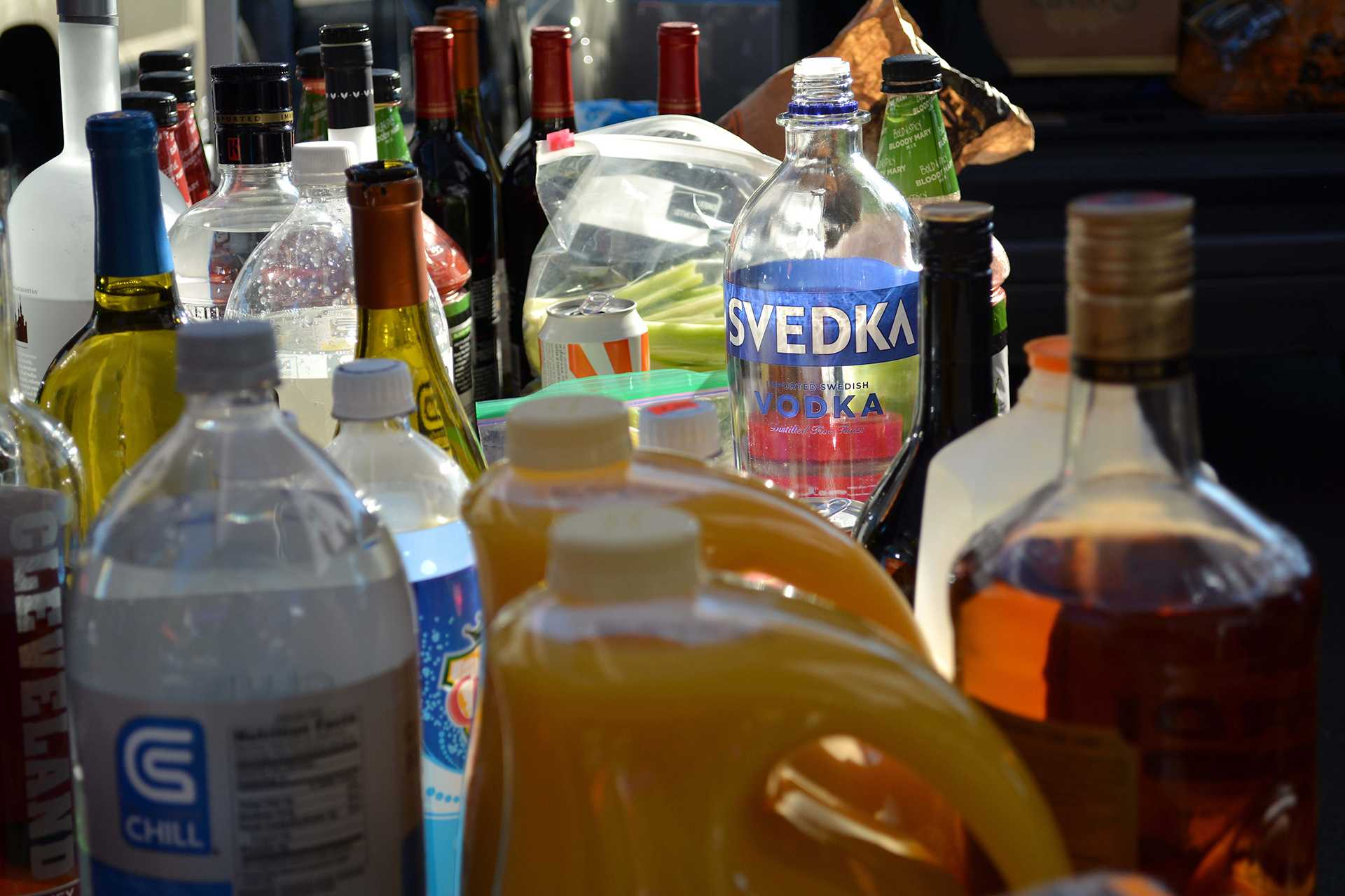 Recent data shows high-risk drinking more common in UI community