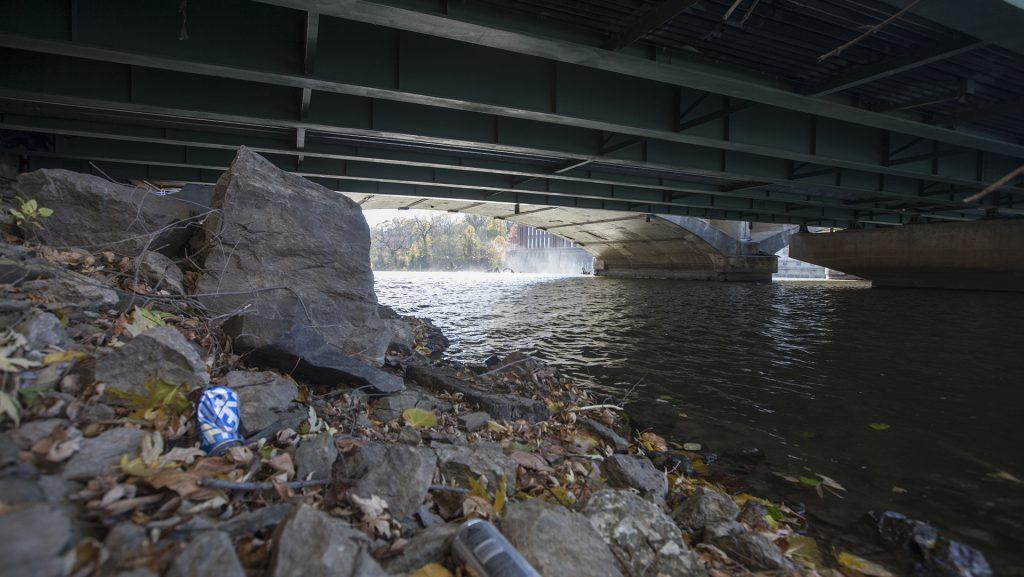 The+Iowa+River+is+seen+on+Thursday%2C+Nov.+9%2C+2017.+%28Paxton+Corey%2FThe+Daily+Iowan%29