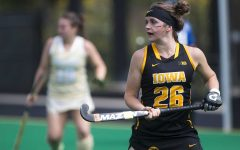 Hawkeye field hockey looks for more goals in home opener
