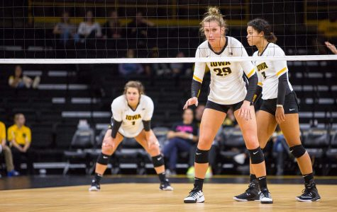 Volleyball remains confident in where it stands