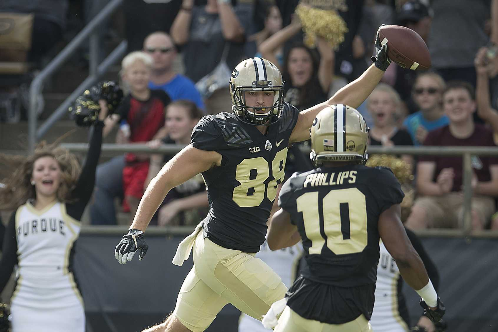 By the Numbers: Purdue