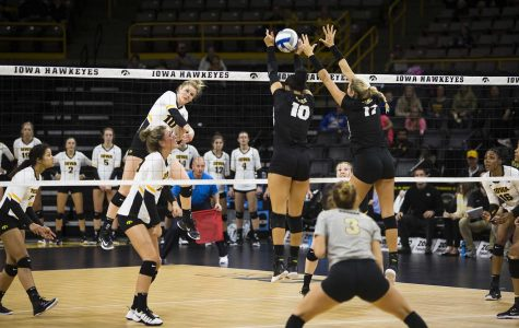 Intensity and blocking big for volleyball despite tough loss