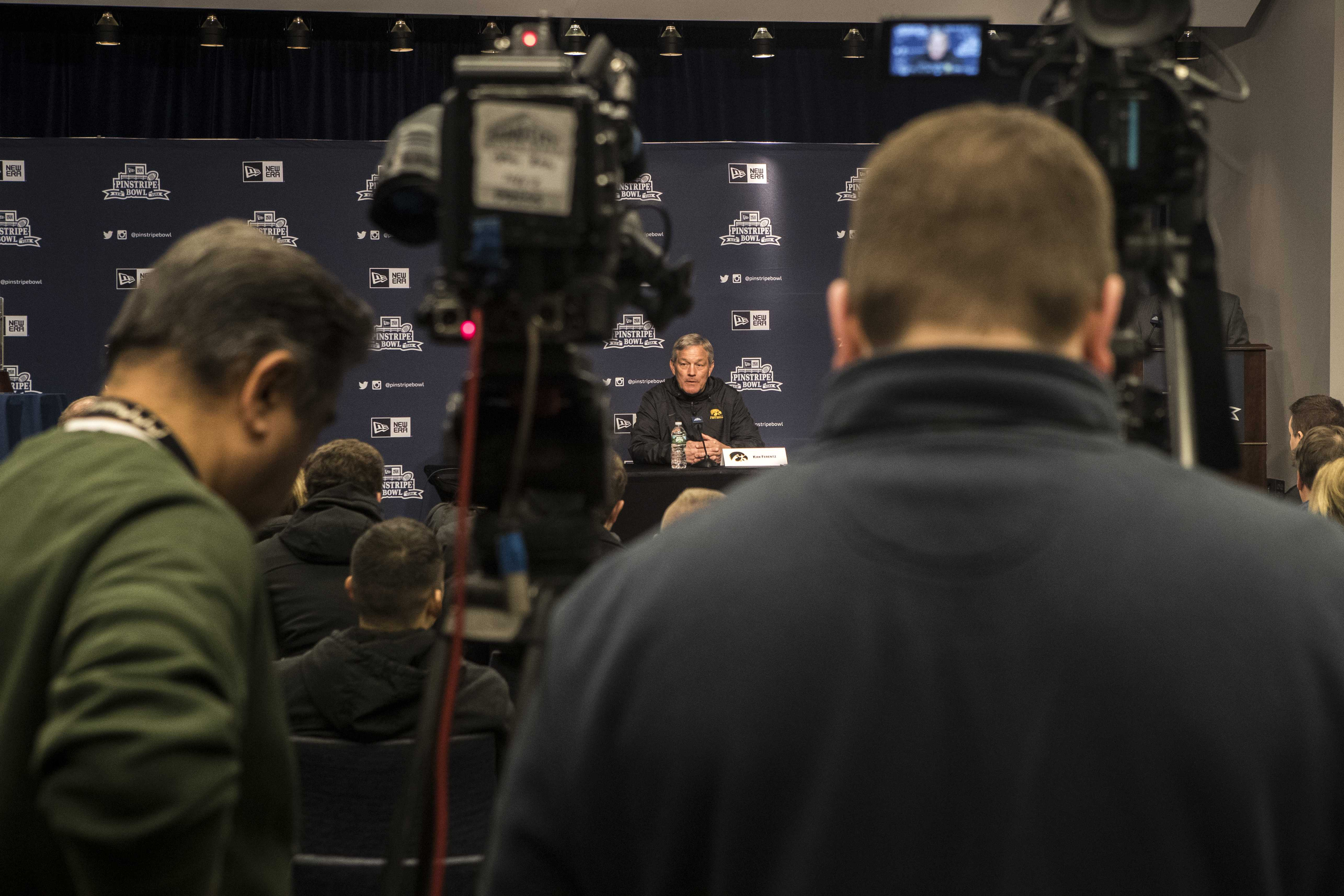 Highlights from head coaches press conference
