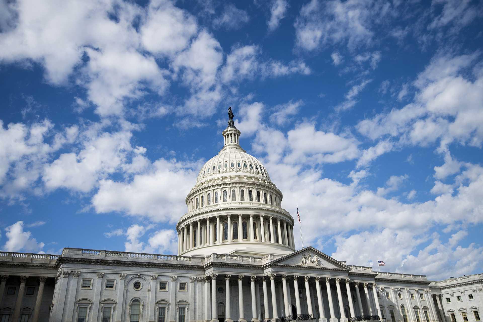 The U.S. Capitol building on Wednesday, Oct. 25, 2017. (Bill Clark/Congressional Quarterly/Newscom/Zuma Press/TNS)