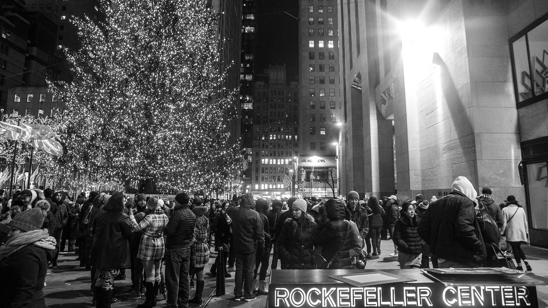 Photos: Christmas Day in New York City