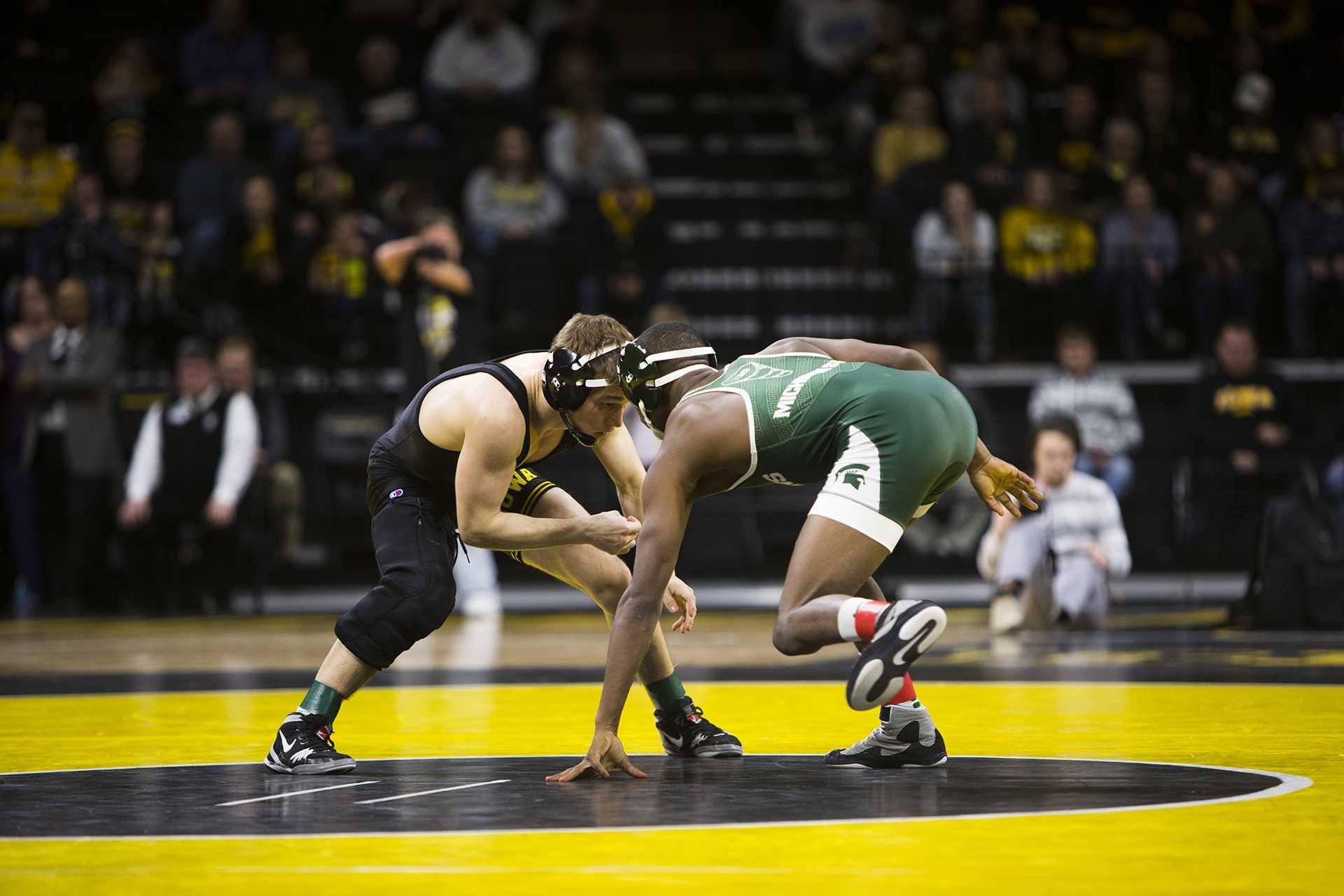 Iowa wrestling announces 2018-19 schedule