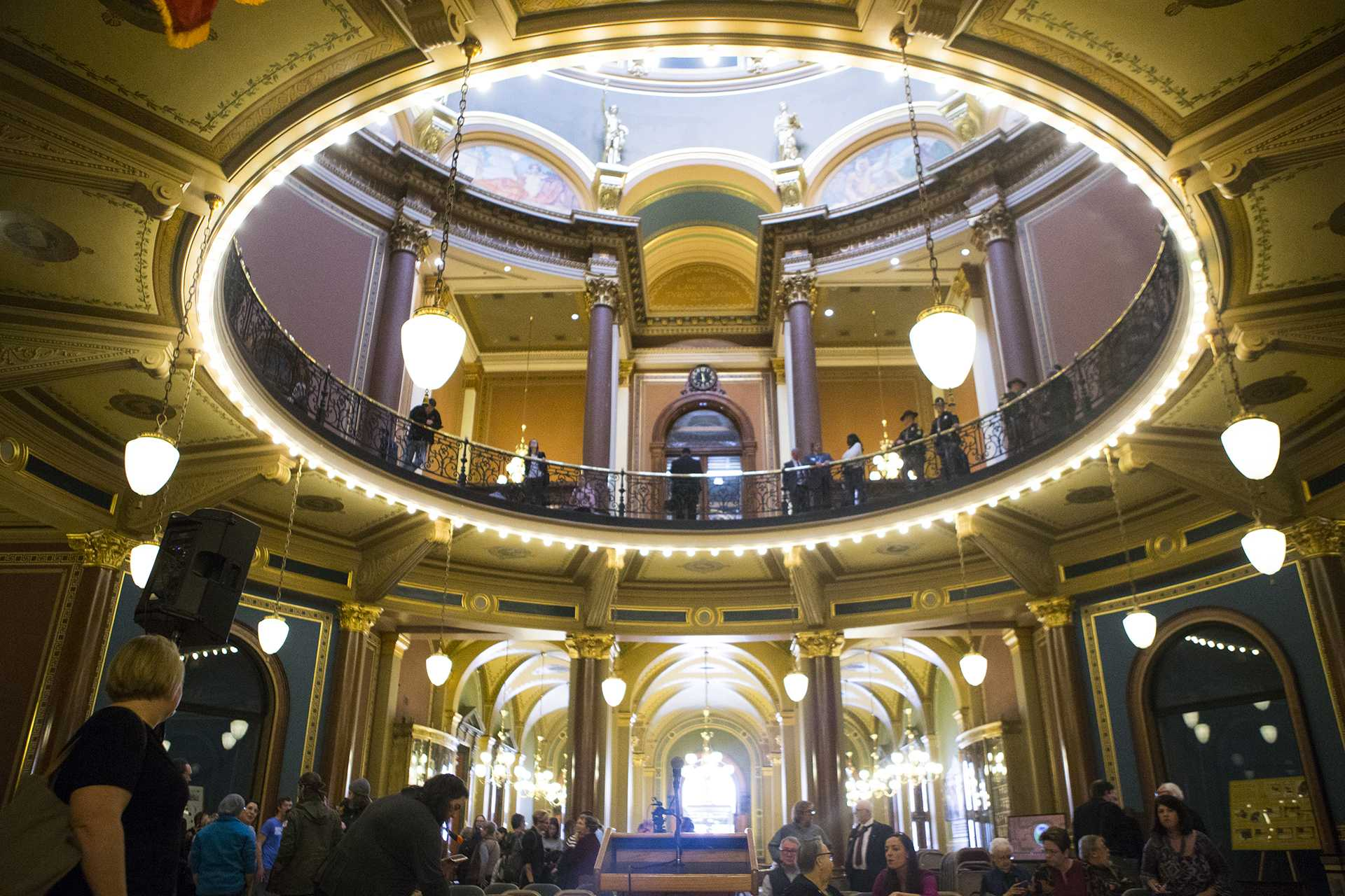 Iowa Senate passes bill that would slash funds for higher education