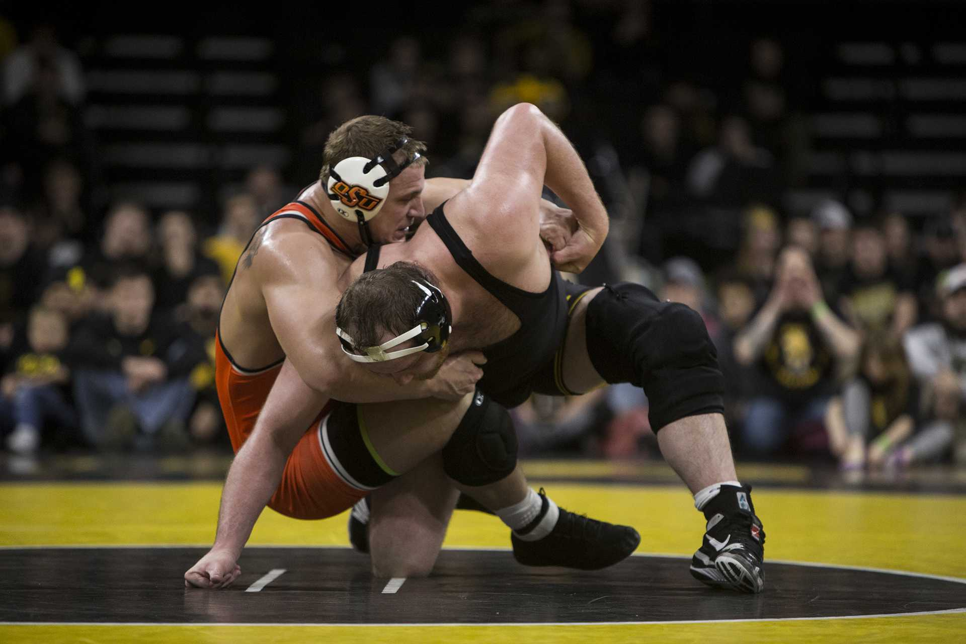 Wrestlers are shuffling weights and earning spots