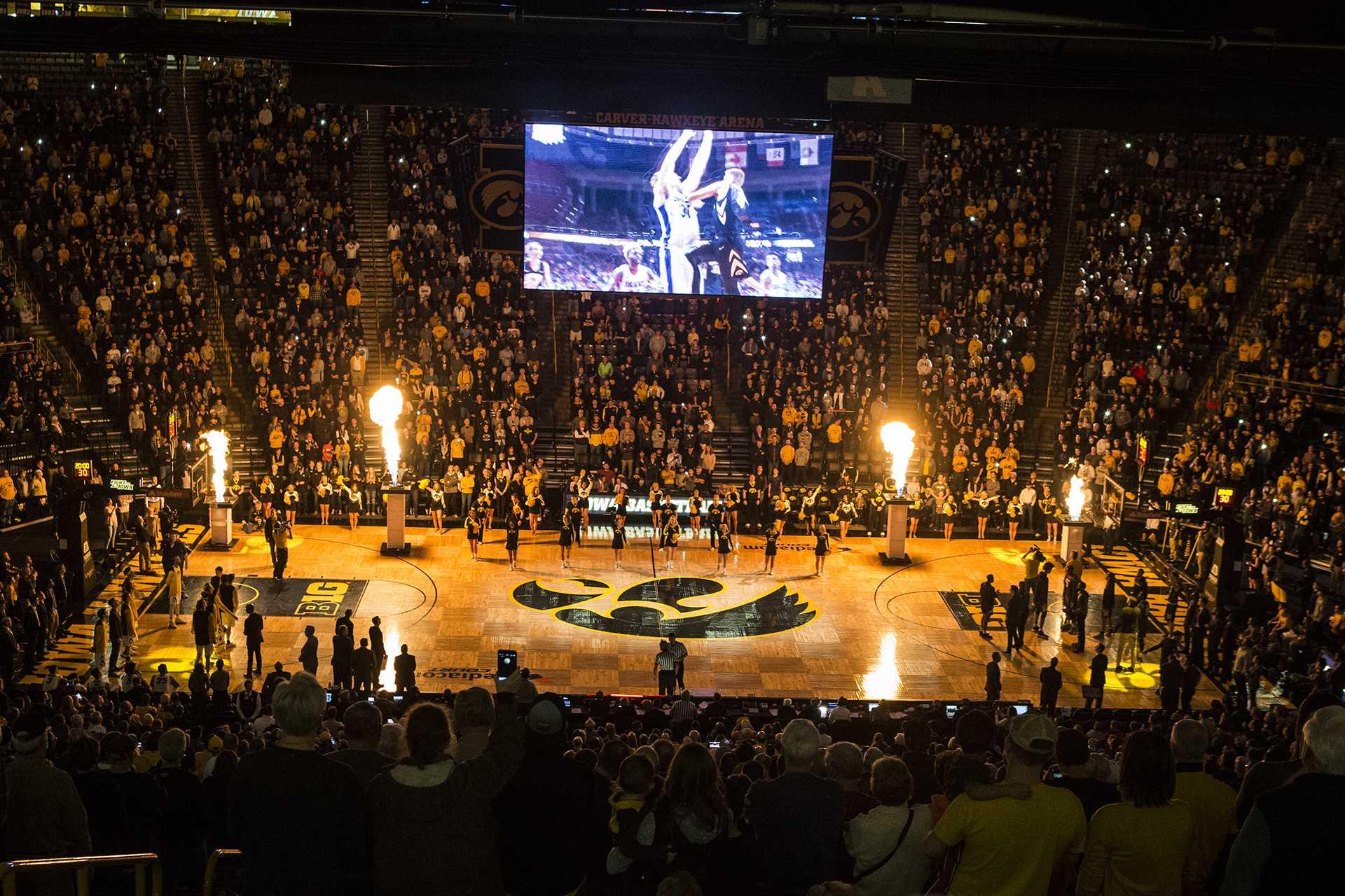 Men's basketball prospect Carton announces top-three schools