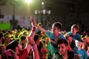 Dance Marathon recognizes contributors' efforts 'For The Kids'