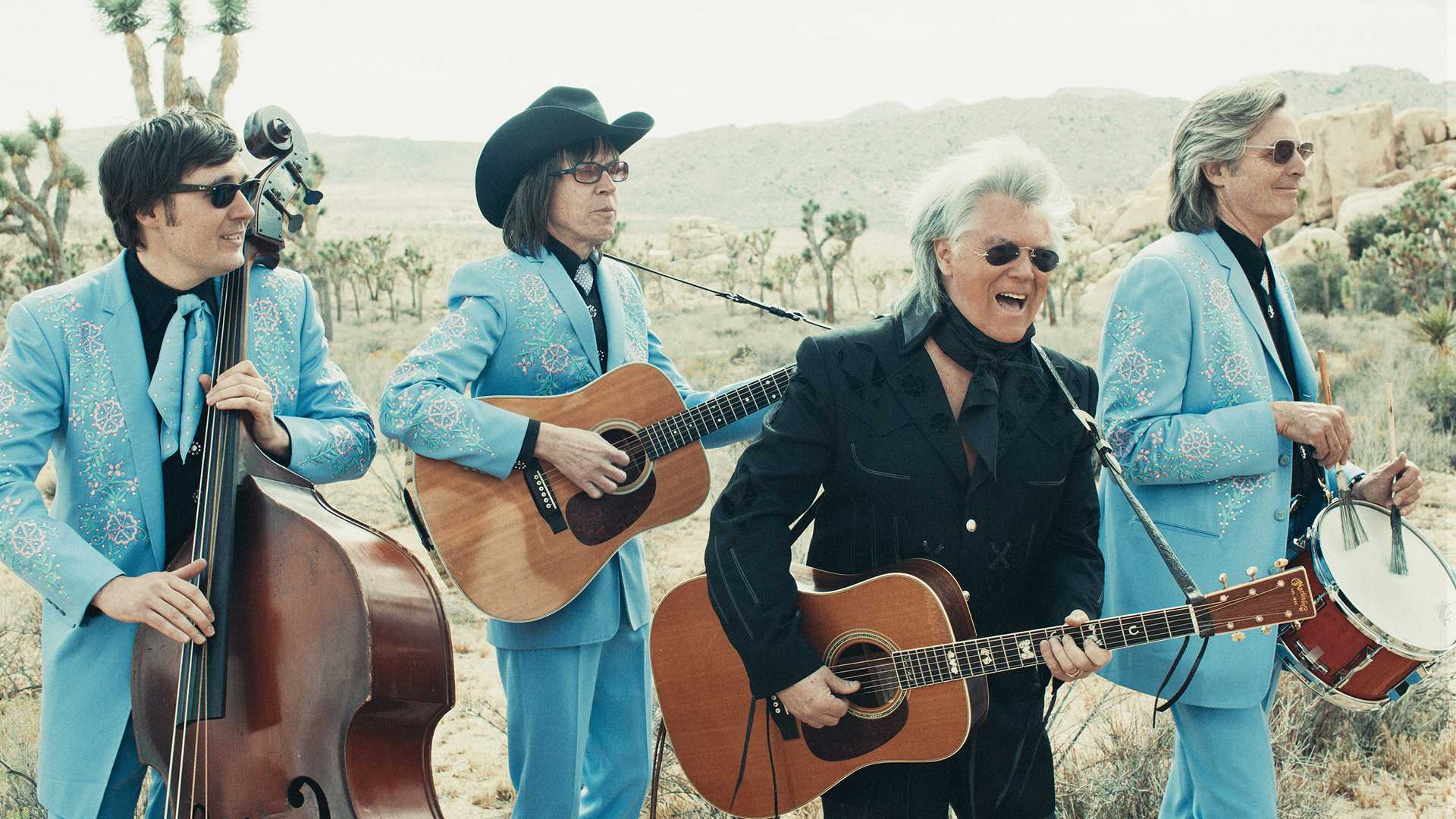Country icon Marty Stuart and his Fabulous Superlatives headlines Englert in Iowa City