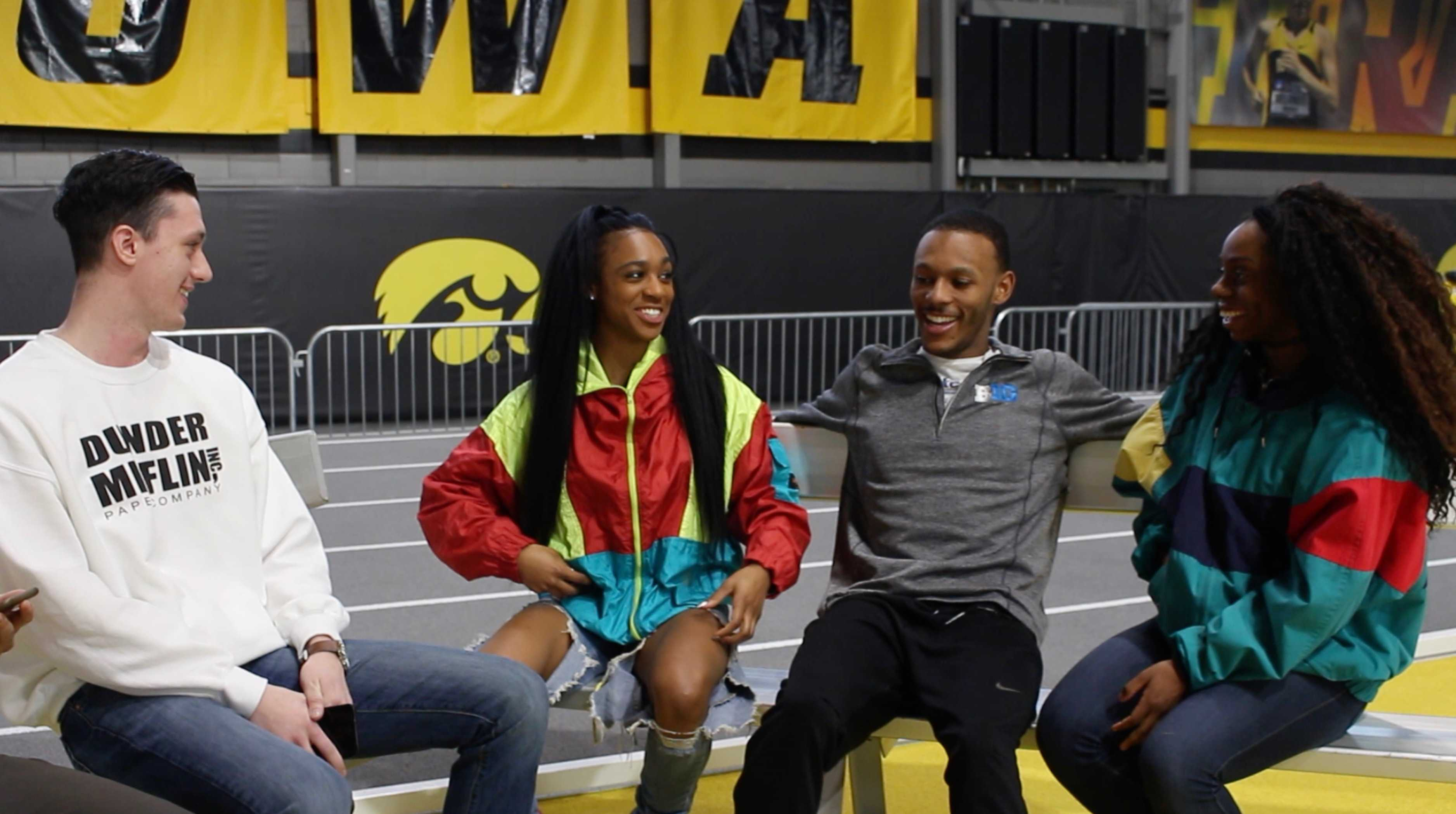On the Bench: UI tracksters discuss the season with the DI