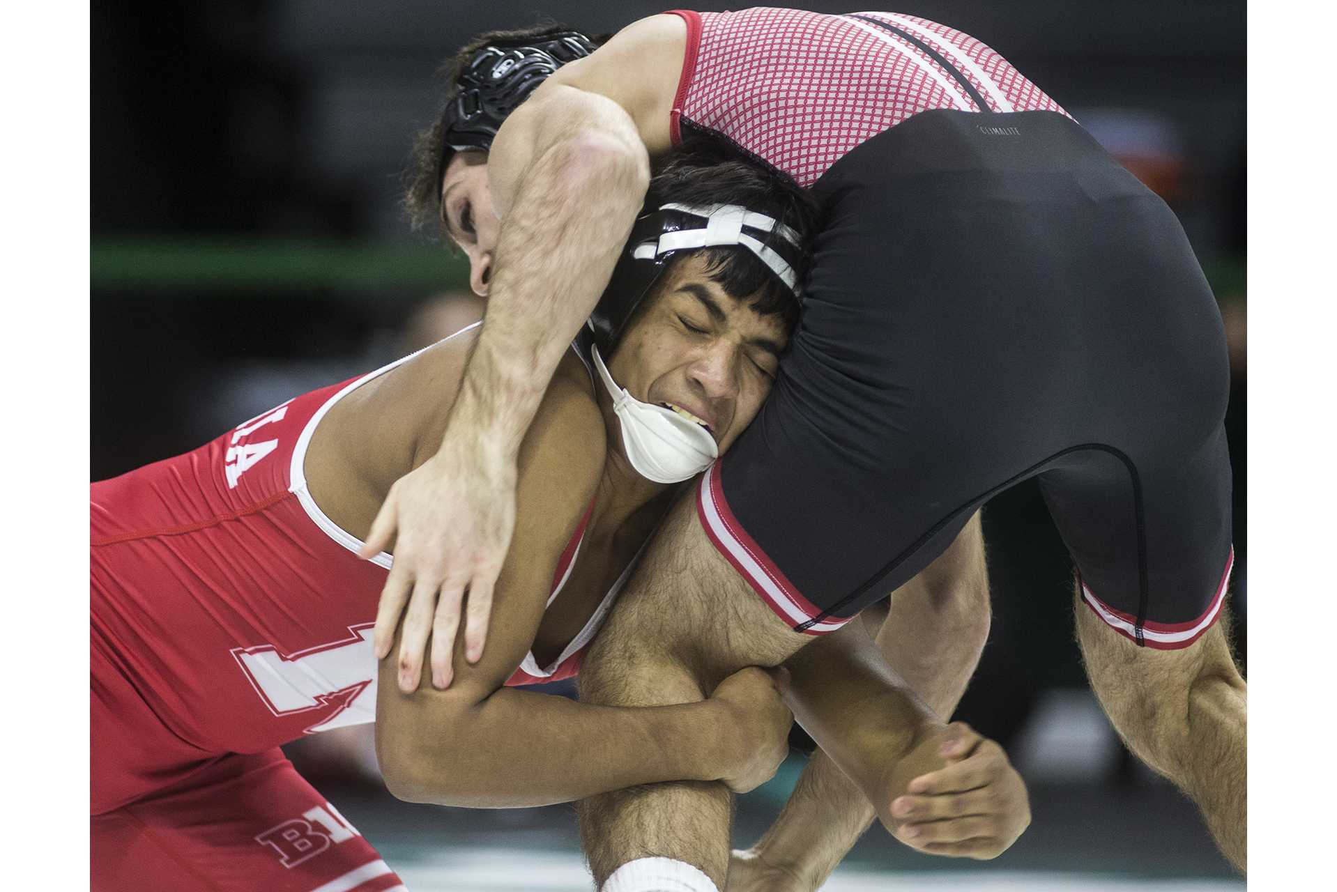 Transfers add to wrestling mix