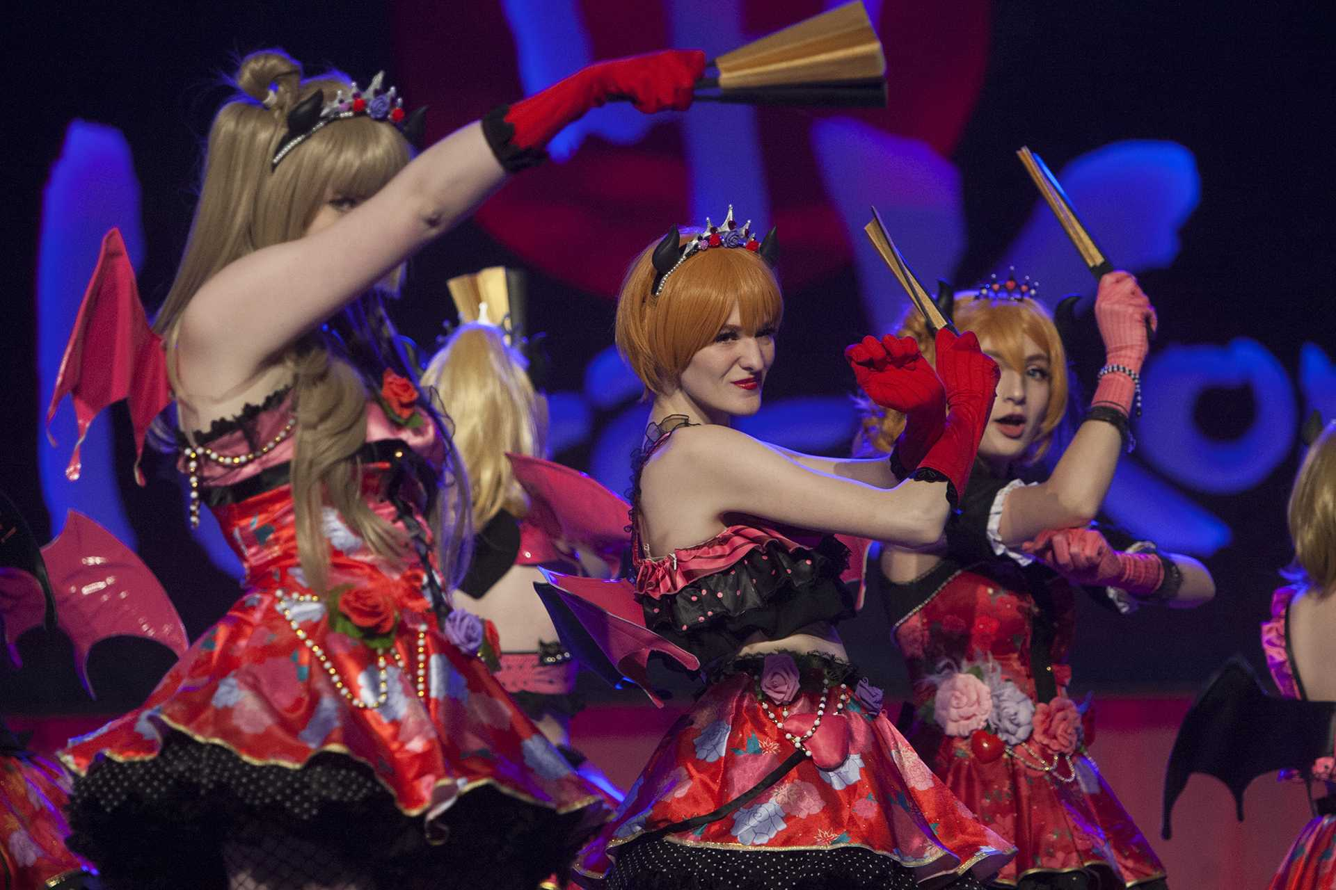 Photos: Now loading: Cosplay in Iowa