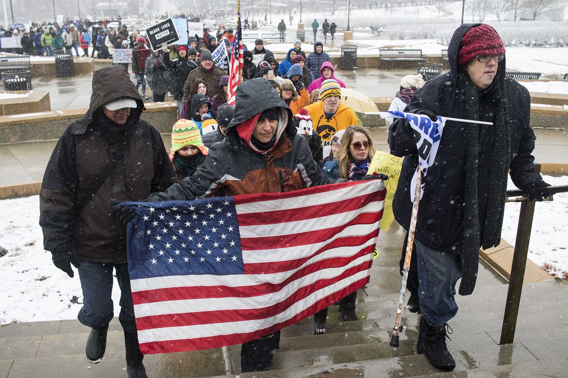 Photos: March for Our Lives Des Moines